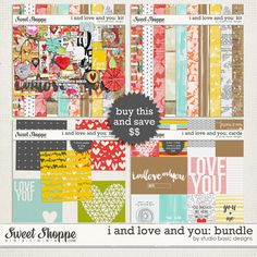 I And Love And You: Bundle by Studio Basic