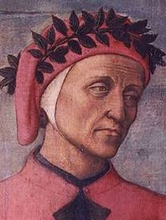 Dante Alighieri, (1265 - 1321)  was the Italian poet whose masterpiece The Divine Comedy has exerted a profound influence on Western thought.  He completed The Divine Comedy shortly before his death in 1321.   by this author:  The Divine Comedy: Inferno