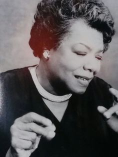 Dr. Maya Angelou 1928-2014