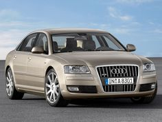 Audi » A8 W12 Quattro 2008