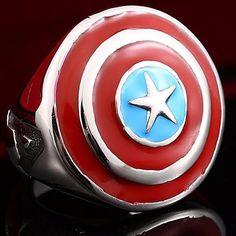 2. Captain America (Inspired) Shield $41.88 USD