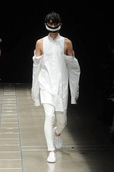 Male Fashion Trends: ACUOD by CHANU Spring-Summer 2017 - Tokyo Fashion Week
