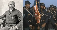 First African-American To Recieve The Medal Of Honor Did So With The 54th Massachusetts At Fort Wagner
