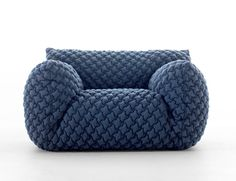 """""""Nuvola 9"""" lounge seating designed by Paola Navone for Gervasoni."""