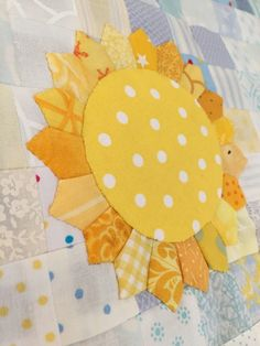 Snippets 'n' Scraps: Tips for My Small World Quilt {Part 1 - Fabrics, foundations, and all that sky}