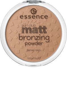 This Bronzer can compete with a high end Bronzer and it's only $3.99. Love the smell too.