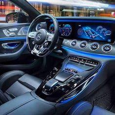 The new Mercedes-AMG GT 63 S + Edition Even more individual flair for . The new Mercedes-AMG GT 63 S + Edition Even more individual flair for the AMG GT Coupé. To mark the launch of the new AMG GT . Mercedes Benz Amg, Mercedes Car, Benz Car, Mercedes Benz Interior, Carros Lamborghini, Lamborghini Gallardo, Design Autos, Design Cars, Vw T3 Doka
