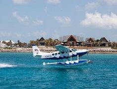 Sea Plane Service direct to Old Bahama Bay, West End, Grand Bahama Isalnd