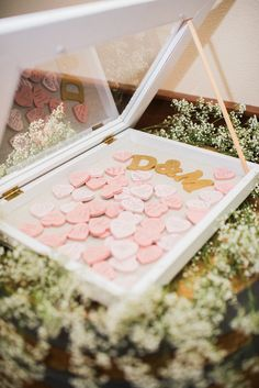 Shadow Box Guest Book Coggin Wedding Collection Photo By Eden Day Photography