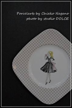 studio DOLCE ポーセラーツ&テーブルコーディネート 大阪・心斎橋・梅田 東京・銀座・六本木