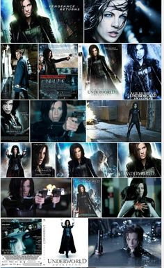 Those are some of descriptions of the movie  UNDERWORLD AWAKENING