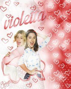 Violetta et Francesca Saison 3 shoot