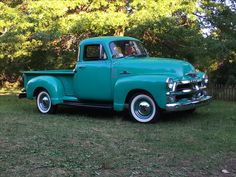 1955 first series Chevy ton 1954 Chevy Truck, Chevy Pickup Trucks, Gm Trucks, Cool Trucks, Chevrolet 3100, Chevy C10, Chevrolet Trucks, Vintage Trucks, Retro Vintage