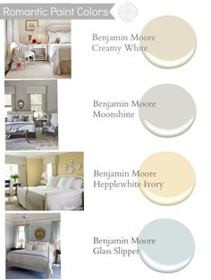 Chrissi Shields: Q & A Day: How Put the Spark back into your Bedroom : Romantic Paint Colors