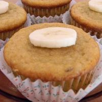 Banános muffin Muffin, Breakfast, Food, Morning Coffee, Essen, Muffins, Meals, Cupcakes, Yemek