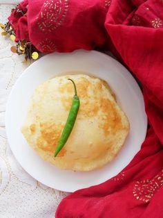 how to make quick bhatura