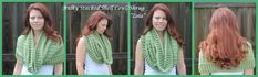 free bulky cowl and shrug crochet pattern from Lorene at Cre8tion crochet