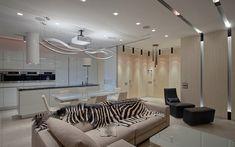 ASMA TAVAN MODELLERİ Ceiling Paint Design, Pop False Ceiling Design, Best Flats, Flat Design, Decoration, Home And Garden, Ceiling Lights, Living Room, Bedroom