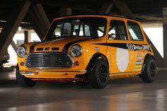 Same as my mini :ad Vintage Racing, Vintage Cars, Mini Cooper Clasico, Classic Mini, Classic Cars, Minis, Mini Morris, Mini Copper, Volkswagen