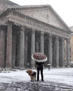 Roma ♠ Pantheon (@giancarlopannese) su Instagram:
