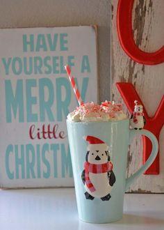 Yummy Christmas hot chocolate recipe!