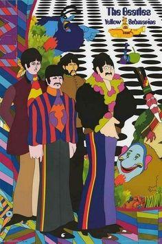20+ Vintage The Beatles Poster Design Ideas