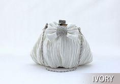 Opentip.com: Toptie Bow Top Lovely Purse Evening Bag - Wholesale