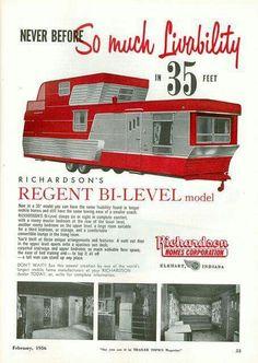 Vintage Mobile Home