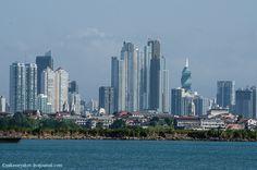 Panama-city & Panama Channel