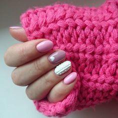 Zimowy manicure - super inspiracje!