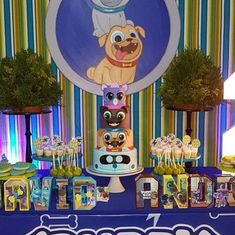 62 Best Puppy Dog Pals Birthday Ideas Images Birthday Party Ideas