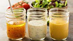 8 dressinguri pentru o salata gustoasa | Articol | Untdelemn de la Bunica