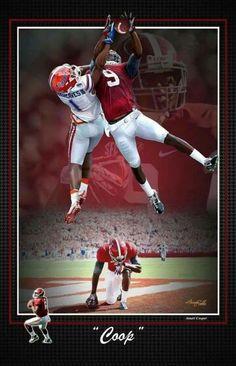 Coop Alabama Football
