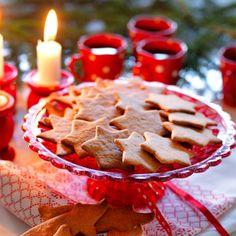 En lättkavlad deg till julens finaste pepparkakor.