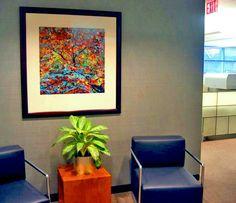 Artist Christopher Burkett job for FTI Consulting