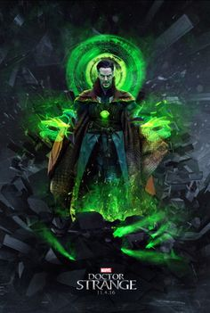 I went to see this a couple of weeks ago. I passed a woman just staring at a massive poster of Doctor Strange. I just whispered 'same.'