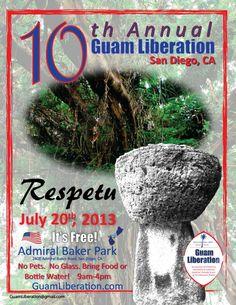 10th Annual San Diego Guam Liberation Liberation Day, Guam, San Diego, Celebrations, Herbs, Herb, Medicinal Plants