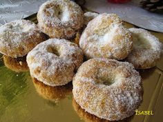 AIRES DE AGUILAS: ROSCOS DE ANIS AL HORNO Bagel, Donuts, Biscuits, Sweet Tooth, Bread, Cookies, Blog, Cacao, Queso