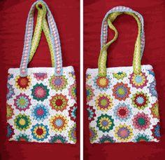 patron de bolso crochet - Buscar con Google