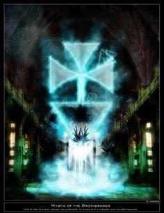 Mystic of The Brotherhood by pho3nix-bf.deviantart.com on @DeviantArt