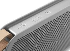 B&O PLAY by BANG & OLUFSEN - BeoPlay A2 Portable Bluetooth Speaker, Natural (1290963)