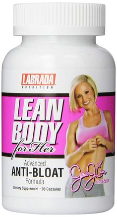 Labrada Nutrition Jamie Eason Lean Body for Her Advanced Anti Bloat and Detox Formula Capsule, Picamilon or Pikatropin Free, 90 Count ** Review more details here : Detox and Cleanse