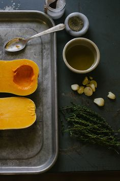 a daily something..butternut squash soup