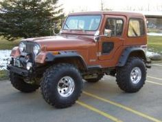 1979 Jeep CJ-5 Buildup and Restoration