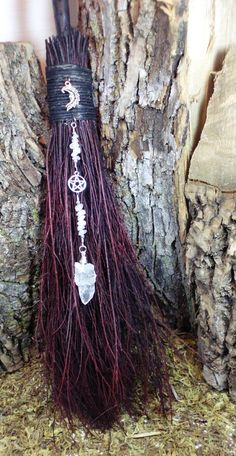 Handfasting Besom, Made to Order Wedding Broom, Witches Broom, Jump the Broom, Celtic, Druid,  Witchcraft, Wicca