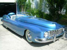 Bob Hope Special: 1948 Mercury Custom