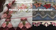 Renkli Kenar Dantel Modelleri 1 Burlap Wreath, Shawl, Food And Drink, Crochet, Tableware, Model, Dinnerware, Crochet Crop Top, Haken