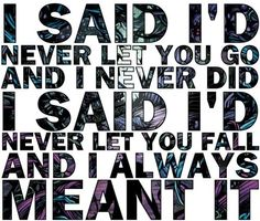 Im not walking away...but you can only do so much for someone who won't let you help