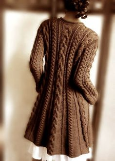 cashmere cable. beautiful