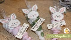 easter bunnies flowers and friends osterhase cellophane bags
